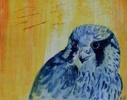 Ohne Titel, 40x60, Öl auf Leinen, 2009