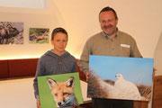 Die Wildtierfotografen: Vater Armin und Sohn Wenzel