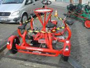 Lustige Fahrrad Version