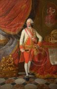 Portait de Joseph II par Doncre Guillaume Dominique ; Namur, Musée de Croix