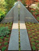 Ob reich verziert oder eher schlicht: Grabmale sind Sinnbild für das Leben und den Weggang eines geliebten Menschen.