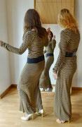 Feminines Maxikleid von Only - perfekt für Party und Freizeit - Gr.S,M - 25,50 €