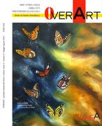 Copertina Rivista OverArt Maggio-Agosto 2013 dedicata a Lucia La Sorsa