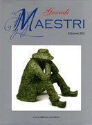 Copertina Grandi Maestri Edizione 2011