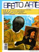 Copertina Rivista bimestrale Effetto Arte Novembre-Dicembre 2011