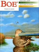 Copertina rivista Boè Luglio-Agosto 2011