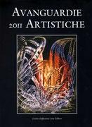 Copertina catalogo Avanguardie Artistiche 2011