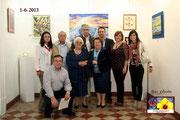 Foto di gruppo (Foto di F.Paolo Occhinegro)