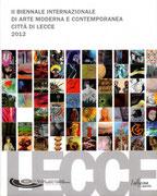 Catalogo II Biennale Internazionale Città di Lecce