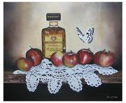 Natura morta - Olio su tela - 50x60 - 2013
