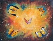 Incontro di Farfalle (Anime) - 45x60 - 2014