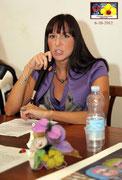 Intervento dell'Assessore alla Cultura del Comune di Leporano Dott.Gabriella Ficocelli