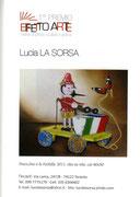 Estratto Catalogo opere ammesse al !° Premio Effetto Arte