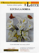 Estratto Catalogo della Biennale di Lecce 2010