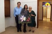 Vincenzo Massimillo, Lucia La Sorsa e Rosa Potere