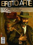 Copertina Effetto Arte Gennaio-Febbraio 2012 EA Editore Palermo