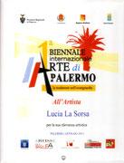 Targa Biennale di Palermo