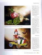 pag. 473 Catalogo Accademia Internazionale delle Avanguardie Artistiche 2012