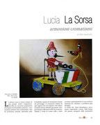 Redazionale Lucia La Sorsa pag.87