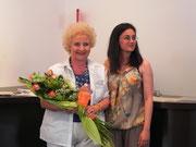 La Baronessa Elisa Silvatici e Lucia La Sorsa