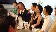 食事とワインの楽しみ方を教えてくださる大竹智子先生