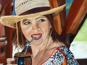 """Selina"" Pastell,29x39cm,(c)D.Saul 2014"