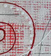 colimaçon - zoom1. tableau abstrait. abstraction