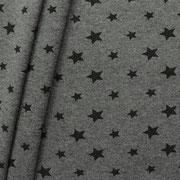 sterne dunkel grau meliert