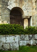 San Pietro in Albe, resti di un antico tempio di Apollo