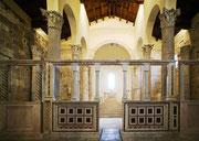 San Pietro in Albe, iconostasi