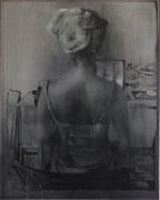 La joconde exotique, 2015, Öl auf Leinwand, 140 x 120 cm
