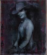 calamity J, 2013, Öl auf Leinwand, 140 x 120 cm