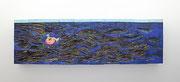 Drift 2011 Pappel  250 x 75 x 10 cm