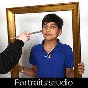 Portraits studio