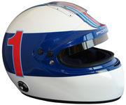 Porsche Martini classic Helm