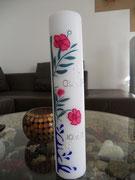 """Olivenzweig mit Hibiscus-Blüten """"Elegant"""""""