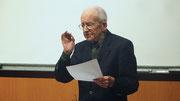 Louis Avan engagé pour l'éthique scientifique