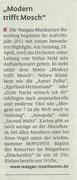 Vorankündigung Pirmasenser Zeitung, 25. April 2012
