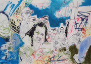 Bad Boys 2 100x70cm 2011