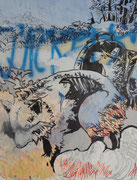 Scotty the dog 2011 80x60cm 2011