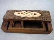 Keltischer Knoten in alter Eiche, verkauft