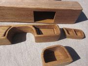 und in dem größeren versteckt sich unter dem kleinen Einsatz ein magnetisches Holz ...