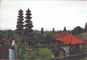 Pagodas del Templo de Besakih