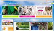 site de l'agence départementale de développement économique et touristique de la Sarthe