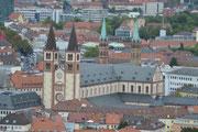 Würzburg von oben