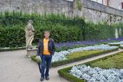 Josef im Garten Eden