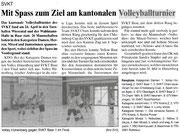 2005 SVKT Turnier Baar