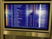 18.05.2014: Flughafen Frankfurt am Main - Ich bin gelandet.
