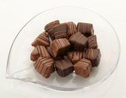 Feinste Baumkuchenspitzen, in Vollmilch oder Zartbitter-Schokolade (Saisonartikel)
