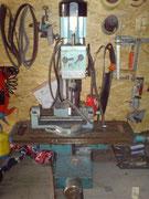 Meine Fräsmaschine
